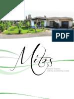 Comunidad Terapéutica Mitos Institucional ENERO 2012