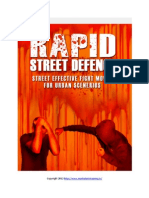 Street Fighting eBook
