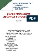 Espectroscopia AtÓmica y Molecular
