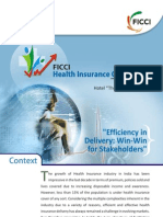FICCI Health Insurance Brochure[1]