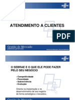 Transparencias to a Clientes