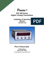DAT500 Manual 0.2