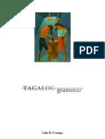 Tagalog Grammar [Galo B Ocampo]