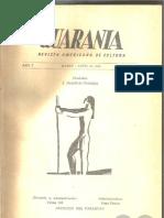Guarania - Revista Americana de Cultura - Año I - Marzo a Abril de 1948 - Número 3 - J.Natalicio González - Paraguay - PortalGuarani