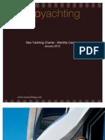 Neo Yachting - Luxury Yacht Charter catalog January 2012