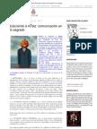 infoCaótica_ Educando a Arráiz_ comunicación en lo sagrado