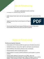 07 Hybrid Financing