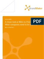 BrandMaker Focus Paper Web-To-Print Part I