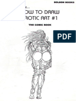 How to Draw Erotic Art #01 - The Comic Book