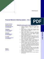 Financial Markets & Banking Update —FY2011-12