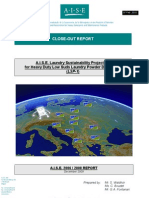 LSP-1 Close-Out Report Executive Summary Final (01 Feb 2010)