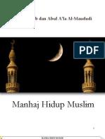Manhaj Hidup Muslim-Kompilasi Karangan Sayyid Qutb Dan Al-Maududi