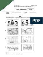Evidens PBS Pendidikan Moral Tahun 1 Nilai Kesederhanaan Band 1 - 6
