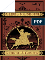 A Life of Major Gen'l George A. Custer Sample