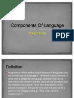 PKB3105 Pragmatics
