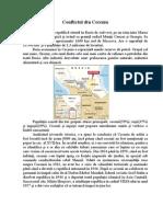 Conflictul Din Cecenia