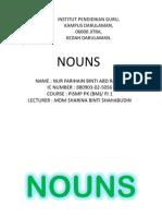 PKU3105 NOUNS