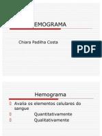 3oano.semio.aula - Hemograma - 2006