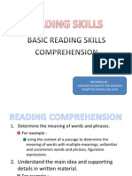 PKU3105 Comprehension