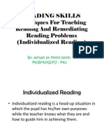 PKU3105 Individualized Reading