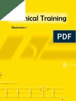 671 Tech Training Electronics English