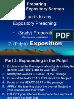 6b Expos. Pr. - The Importance of Analysis Lk 2 39-40 Expos 22Frs