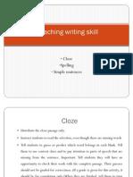 PKU3105 Teaching Writing Skill