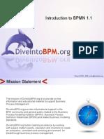 Training Kit BPMN 1.1 - Version 1.0.1