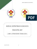 Kursus Kepimpinan Manik Kayu 2009