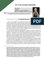 Prof. de Fe Del Vic Sab.(Nuevo Plan)