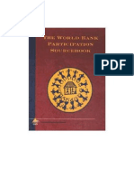 World Bank Participation Source Book