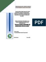 METODOLOGIA INTEGRADORA II