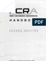 Fabric Care Research Association - Laundry Booklet