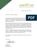 Fernando Fuentes suite 101.net