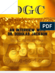 Douglas Jackson Interview 2012 e-Gold