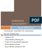 02. Consumer Behavior