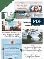 Edição 399 JP Notícias 14 01 2012