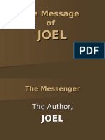 17. the Message of Joel