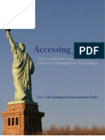 New York Immigrant Representation Study (NYIRS)