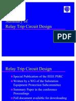 Relay Trip Circuit_C16