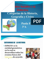 Categorias de La Histori-geo-civica