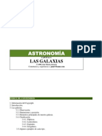astronomia - galaxias