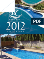 Viking Pools 2012 Calendar