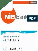 Presentation 1 of e Banking