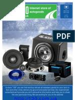 Manual Overhead Monitor Alpine PKG 2000P With DVD