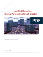 KEMA SmartGrid Jobs Creation 01-13-09