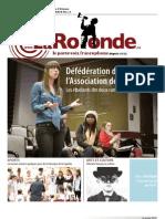 Edition 16 Janvier 2012