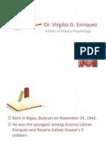 Virgilio Enriquez