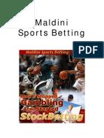 Maldini Sports Betting