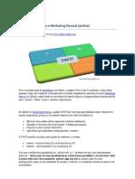 Marketing Pessoal - Análise SWOT para o Marketing Pessoal (online)